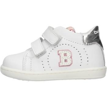 Sapatos Criança Sapatilhas Balducci - Polacchino bianco CITA4500 BIANCO
