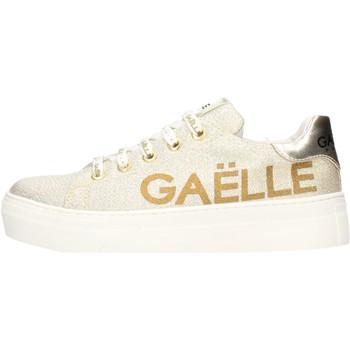 Sapatos Rapaz Sapatilhas GaËlle Paris - Sneaker platino G-600 PLATINO