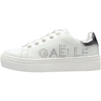 Sapatos Rapaz Sapatilhas GaËlle Paris - Sneaker bianco G-601 BIANCO