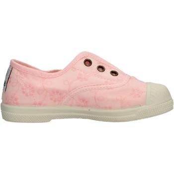 Sapatos Criança Sapatilhas de ténis Natural World - Slip on  rosa 474-541 ROSA