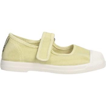 Sapatos Rapariga Sapatilhas Natural World - Ballerina verde 476E-675 VERDE
