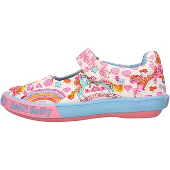 Sapatos Criança Sapatilhas Lelli Kelly - Ballerina multicolor LK 1050 ROSA