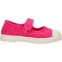 Sapatos Rapariga Sabrinas Natural World - Ballerina  fuxia 476E-612 FUXIA