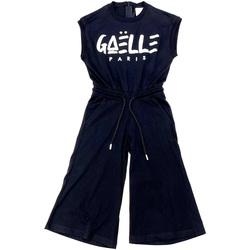 Textil Rapariga Macacões/ Jardineiras GaËlle Paris - Tuta nero 2746T0427 NERO