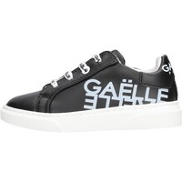 Sapatos Rapaz Sapatilhas GaËlle Paris - Sneaker nero G-620 NERO