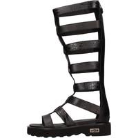 Sapatos Mulher Sandálias Cult - Sandalo nero CLW328900 NERO