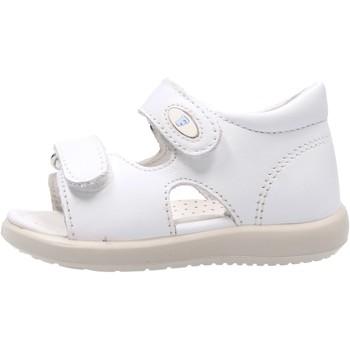 Sapatos Rapaz Sandálias Falcotto - Sandalo bianco NEW RIVER-0N01 BIANCO