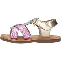 Sapatos Rapaz Sandálias Gioseppo - Sandalo oro ISTRES ORO