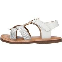 Sapatos Rapaz Sandálias Gioseppo - Sandalo bianco ISTRES BIANCO