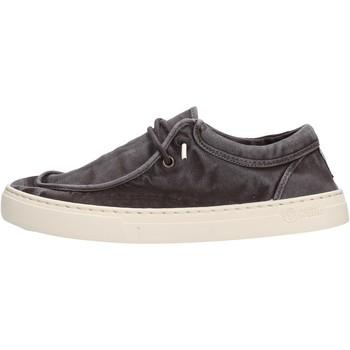 Sapatos Homem Mocassins Natural World - Sneaker nero 6605E-601 NERO