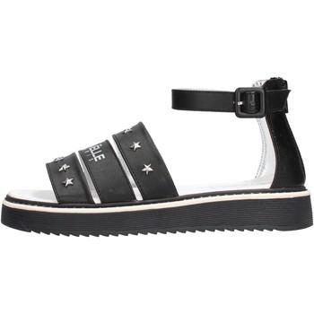 Sapatos Rapariga Sandálias GaËlle Paris - Sandalo nero G-961 NERO