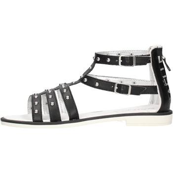 Sapatos Rapariga Sandálias GaËlle Paris - Sandalo nero G-970 NERO