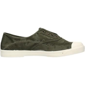 Sapatos Homem Sapatilhas de ténis Natural World - Sneaker verde milit 3102E-622 VERDE MILITARE