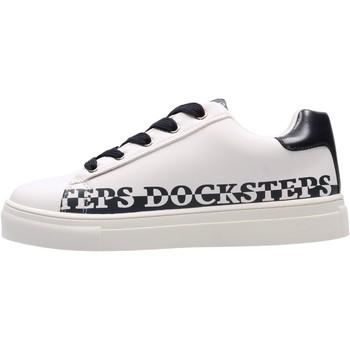 Sapatos Rapaz Sapatilhas Docksteps - Sneaker bianco GLORY1 BIANCO