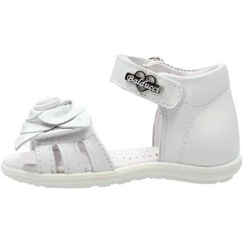 Sapatos Rapariga Sandálias Balducci - Sandalo bianco CITA 4412 BIANCO