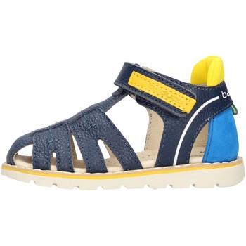 Sapatos Rapaz Sandálias Balducci - Sandalo blu CITA 4351 BLU