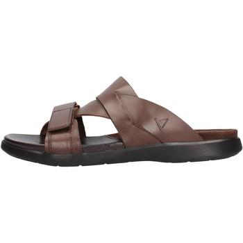 Sapatos Homem Sandálias Valleverde - Ciabatta  marrone 36900 MARRONE