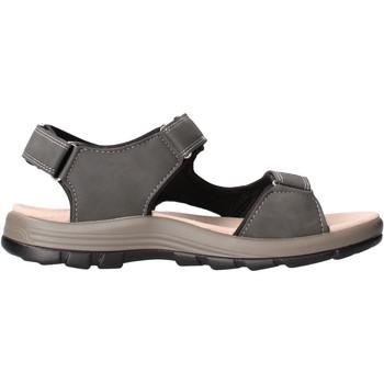 Sapatos Homem Sandálias desportivas Valleverde - Sandalo grigio 54802 GRIGIO