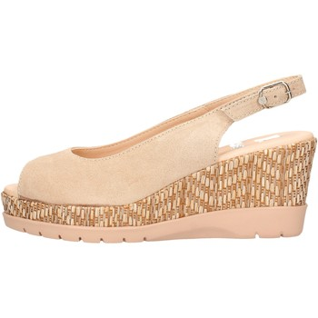 Sapatos Mulher Sapatos aquáticos CallagHan - Sandalo beige 29003 BEIGE