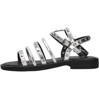 Sapatos Rapaz Sapatos aquáticos Cult - Sandalo argento RED1 ARGENTO