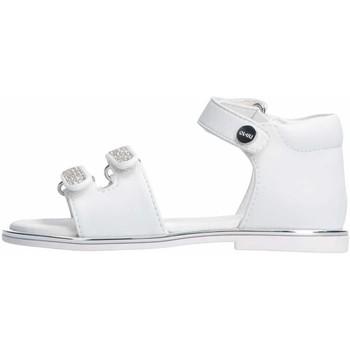 Sapatos Rapaz Sandálias Liu Jo - Sandalo bianco MINI SALLY 309 BIANCO