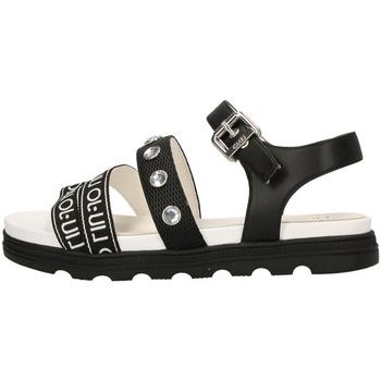 Sapatos Rapaz Sandálias Liu Jo - Sandalo nero DESY 51 NERO