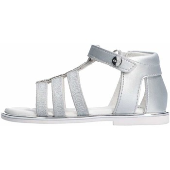 Sapatos Rapaz Sandálias Liu Jo - Sandalo argento MINI SALLY 308 ARGENTO
