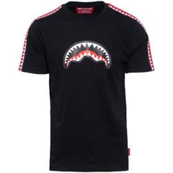 Textil Rapaz T-Shirt mangas curtas Sprayground - T-shirt nero 20SPY374 NERO