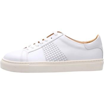 Sapatos Homem Sapatilhas Soldini - Sneaker bianco 22309-6-VF2 BIANCO