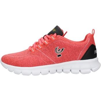 Sapatos Sapatilhas Freddy - Sneaker rosa FR107ENPK ROSA