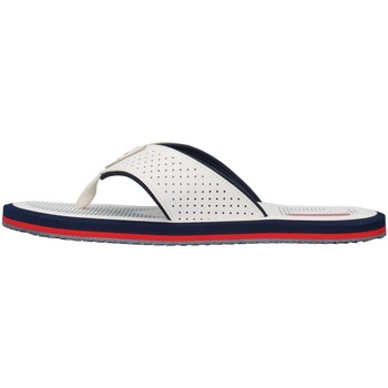 Sapatos Homem Chinelos Fila 1011199 Branco