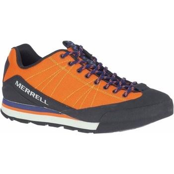 Sapatos Homem Sapatos de caminhada Merrell Catalyst Storm Cor de laranja
