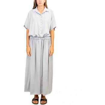 Textil Mulher Vestidos compridos Humility  Gris