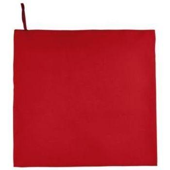 Casa Toalha e luva de banho Sols ATOLL 100 Rojo Rojo