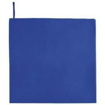 Casa Toalha e luva de banho Sols ATOLL 100 Azul Royal Azul