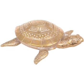Casa Estatuetas Signes Grimalt Tartaruga Dorado
