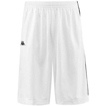 Textil Homem Shorts / Bermudas Kappa Banda Treadwell Branco
