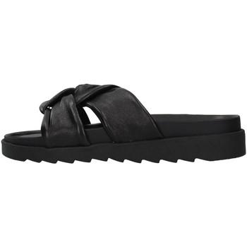Sapatos Mulher Chinelos Apepazza S1SOFTWLK01/LEA Preto