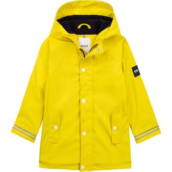 Textil Criança Corta vento Aigle PAULA Amarelo