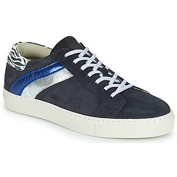 Sapatos Mulher Sapatilhas Betty London PITINETTE Marinho