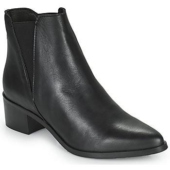 Sapatos Mulher Botins Betty London PERDRIX Preto
