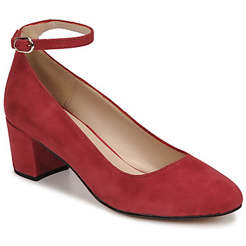 Sapatos Mulher Escarpim Betty London PRISCA Vermelho