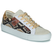 Sapatos Mulher Sapatilhas Betty London PAGE Bege
