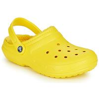Sapatos Tamancos Crocs CLASSIC LINED CLOG Amarelo