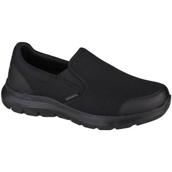 Sapatos Homem Slip on Skechers Flex Advantage 4.0 Noir