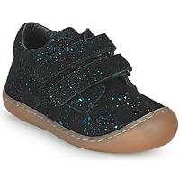 Sapatos Rapariga Sapatilhas de cano-alto Citrouille et Compagnie PIOTE Azul