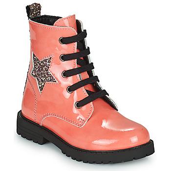 Sapatos Rapariga Botas baixas Citrouille et Compagnie PICOTI Rosa