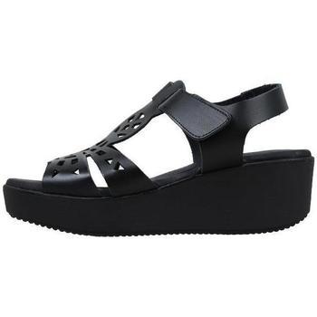 Sapatos Mulher Sandálias Amanda  Preto