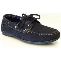 Sapatos Sapato de vela Bipedes KART 102 AZUL Azul