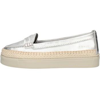 Sapatos Mulher Mocassins The Flexx DS21D102911 Prata